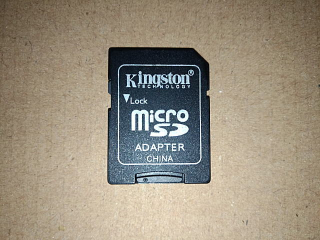 KINGSTON Micro SDカード
